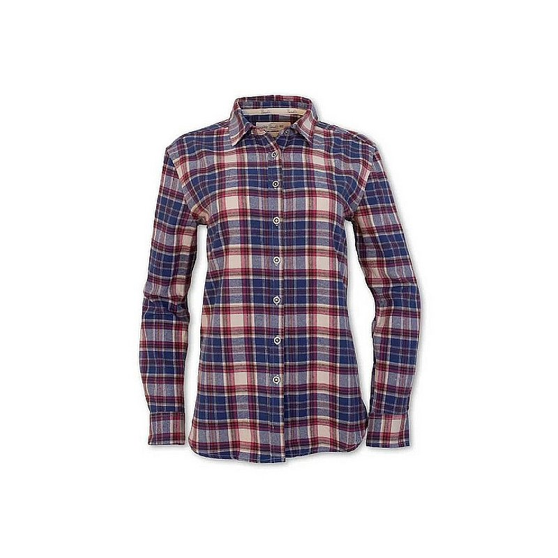 Purnell Women's Plaid Flannel Button-Up Shirt 10204545 (Purnell)