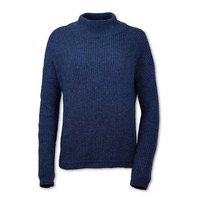 Women's Wool Blend Crew Neck Sweater