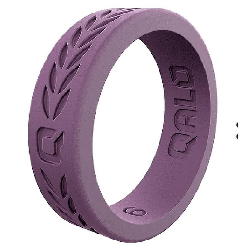 Qalo Corp Laurel Q2X Silicone Ring--Size 4 QS-FHL04 (Qalo Corp)