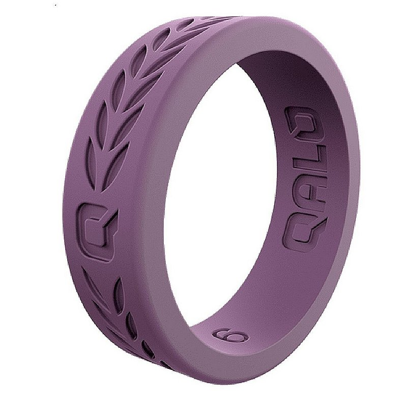 Qalo Corp Laurel Q2X Silicone Ring--Size 6 QS-FHL06 (Qalo Corp)