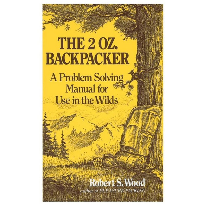 Random House The 2oz. Backpacker 104201 (Random House)
