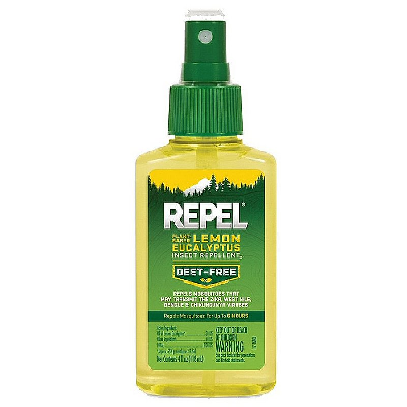 Repel Lemon Eucalyptus Bug Repellent 371652 (Repel)