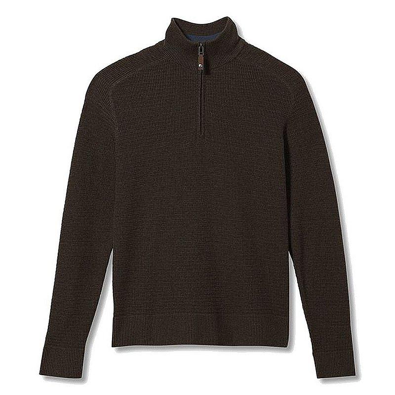 Men's All Season Merino Thermal 1/4 Zip Sweater