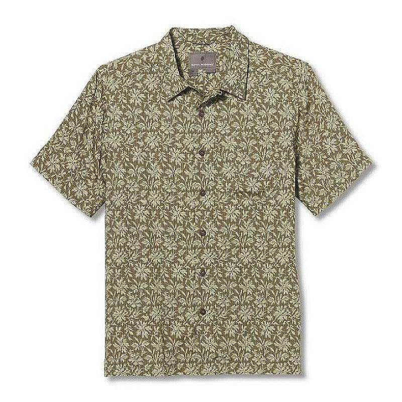 Royal Robbins Men's Comino Short Sleeve Shirt Y421014 (Royal Robbins)