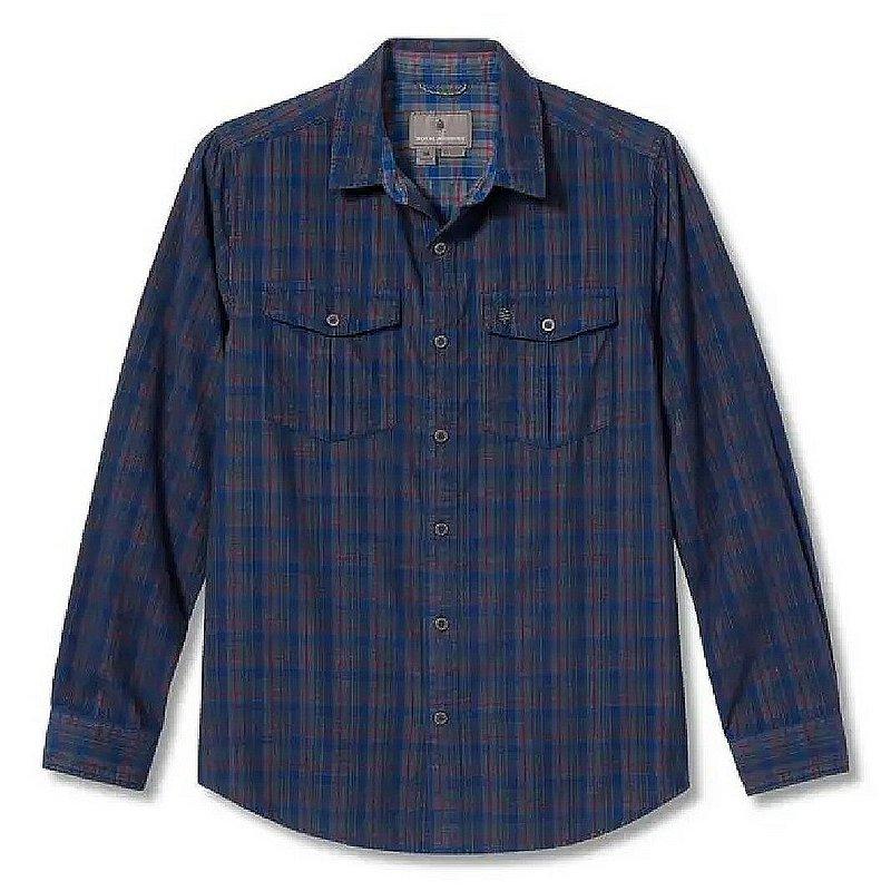 Royal Robbins Men's Covert Cord Organic Cotton Long Sleeve Shirt Y722019 (Royal Robbins)
