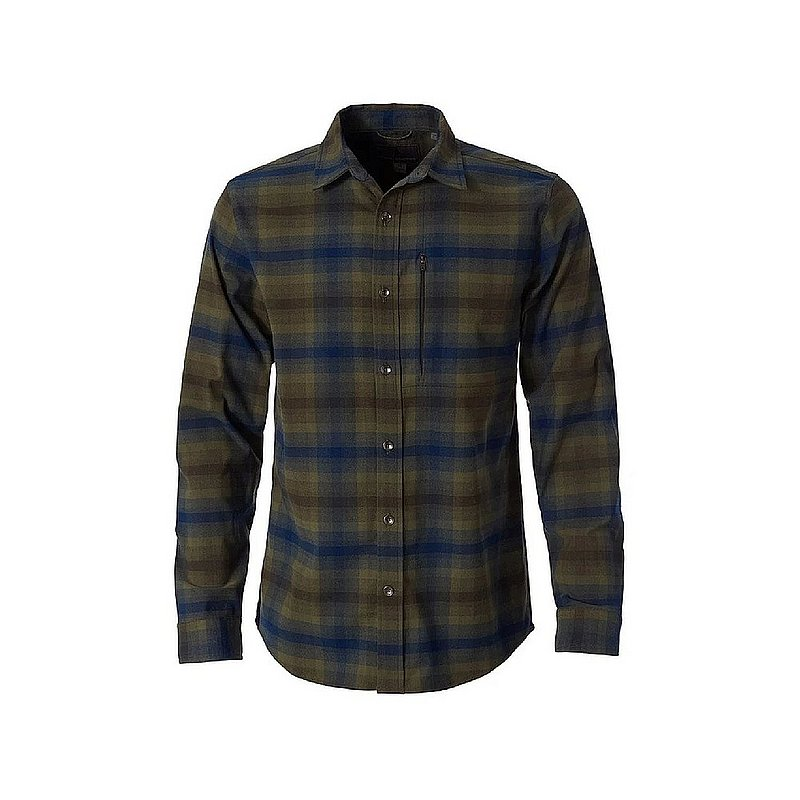 Men's MerinoLUX Flannel Shirt