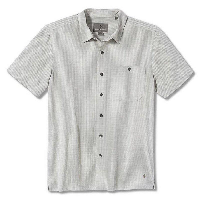 Royal Robbins Men's Mojave Pucker Dry Short Sleeve Shirt Y71201 (Royal Robbins)