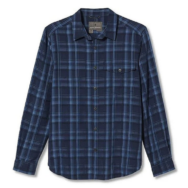 Royal Robbins Men's Sonora Plaid Long Sleeve 422024 (Royal Robbins)