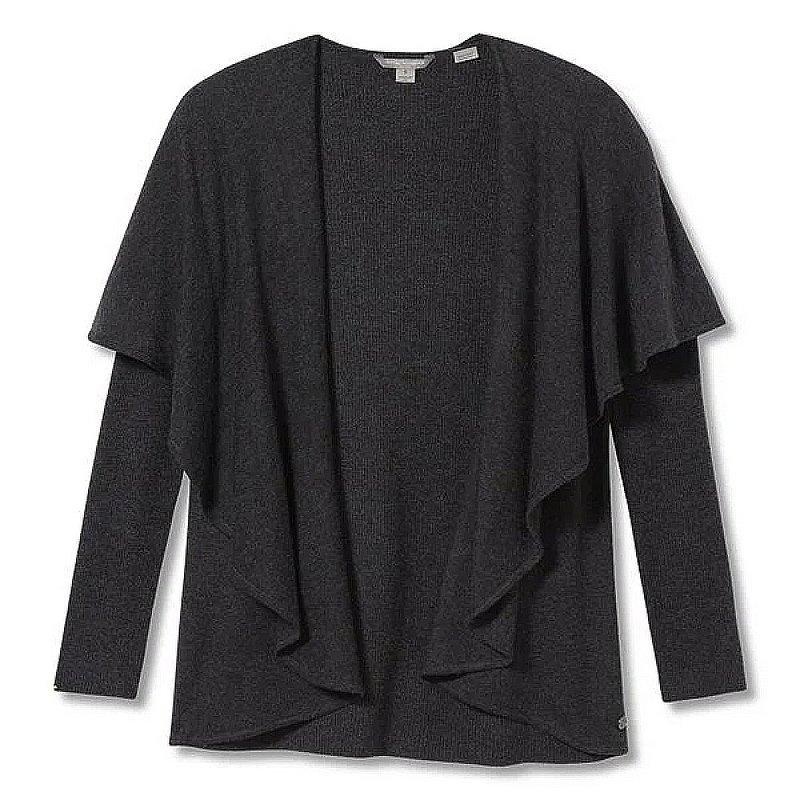 Royal Robbins Women's Highlands Wrap L/S Sweater 317019 (Royal Robbins)