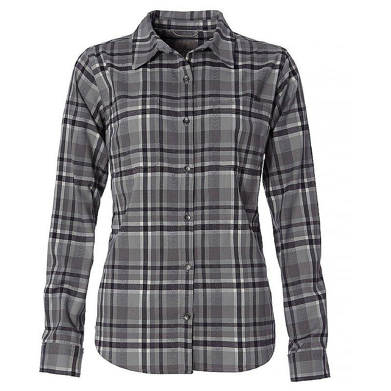 Royal Robbins Women's Thermotech Flannel Shirt Y32330 (Royal Robbins)