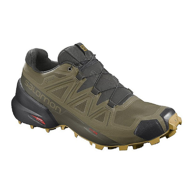 Salomon Men's Speedcross 5 GTX Shoes L41117400 (Salomon)