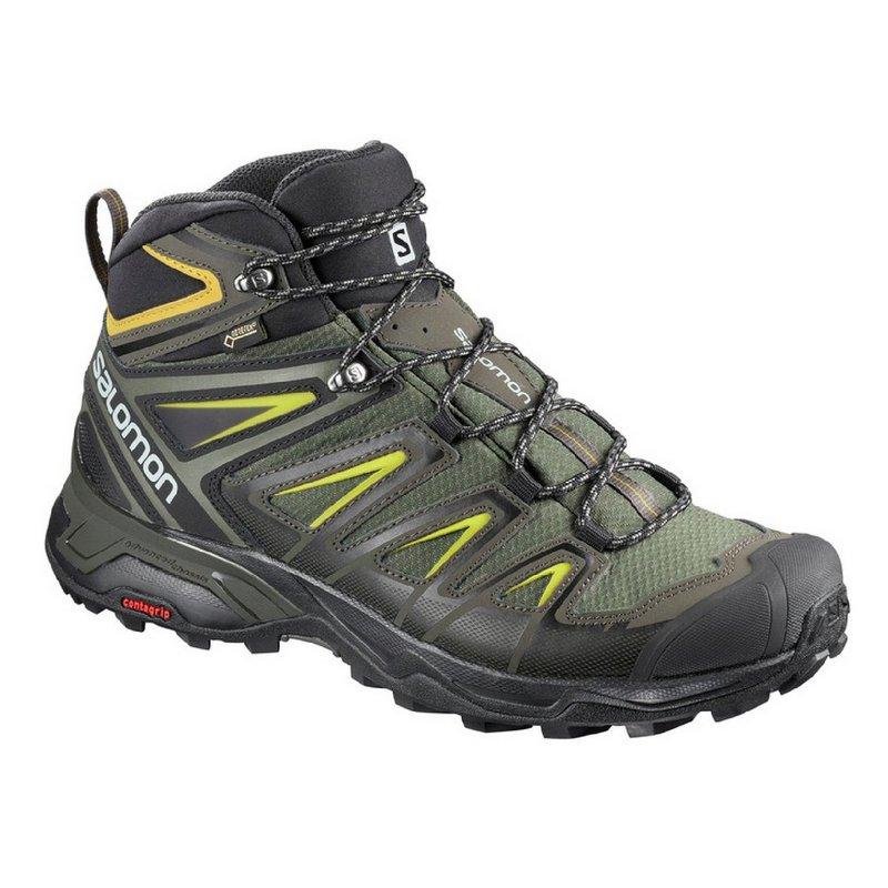 Salomon Men's X Ultra 3 Mid GTX Boots L40133700 (Salomon)