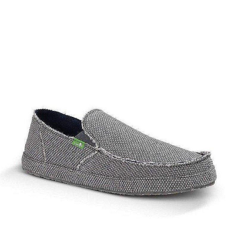 Sanuk Men's Rounder Casual Slip-on Canvas Shoes SMF10113 (Sanuk)