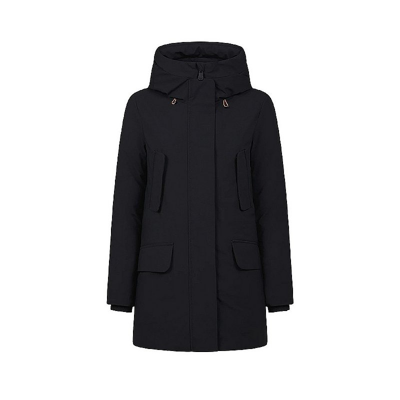 Women's SMEG Winter Classic Hooded Parka Jacket