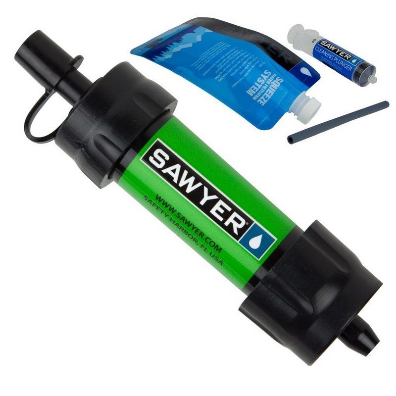 Sawyer Products Mini Water Filter SP101 (Sawyer Products)