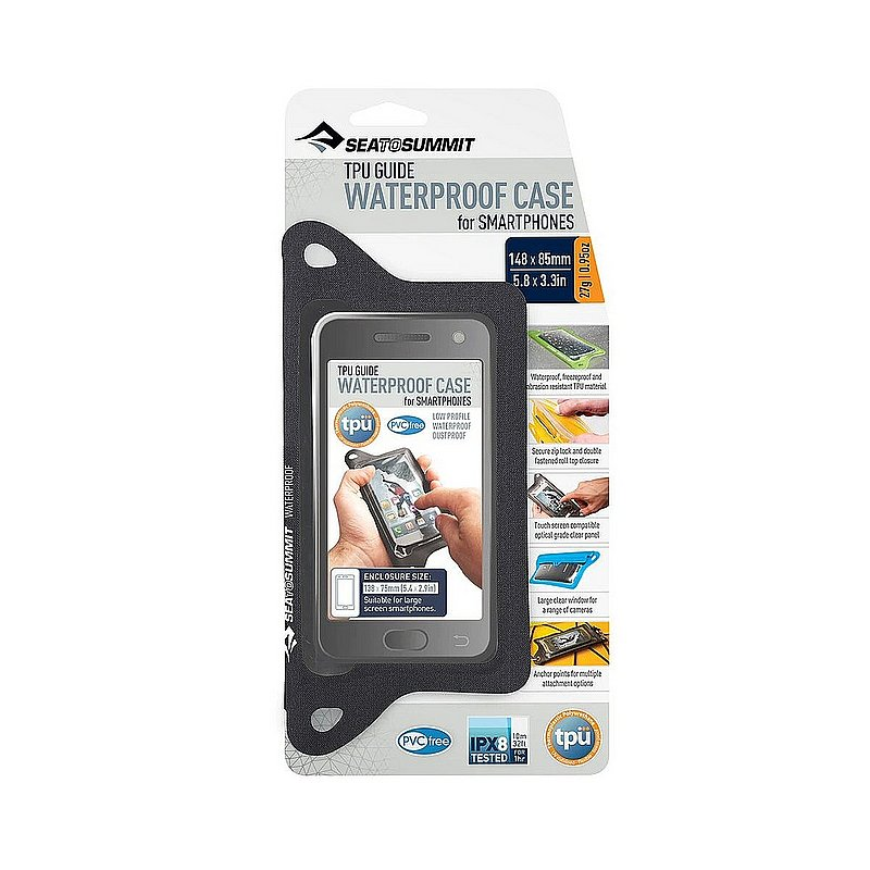 Sea To Summit TPU Waterproof Case Smartphone 400 (Sea To Summit)