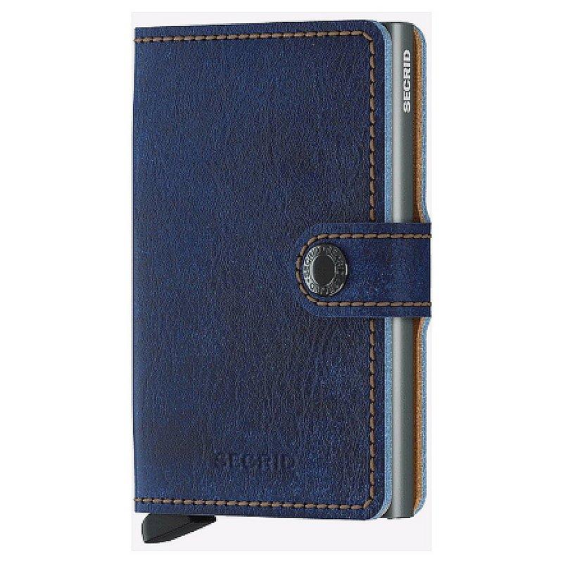 Secrid Miniwallet Indigo 5-Titanium Wallet MIN-5 (Secrid)