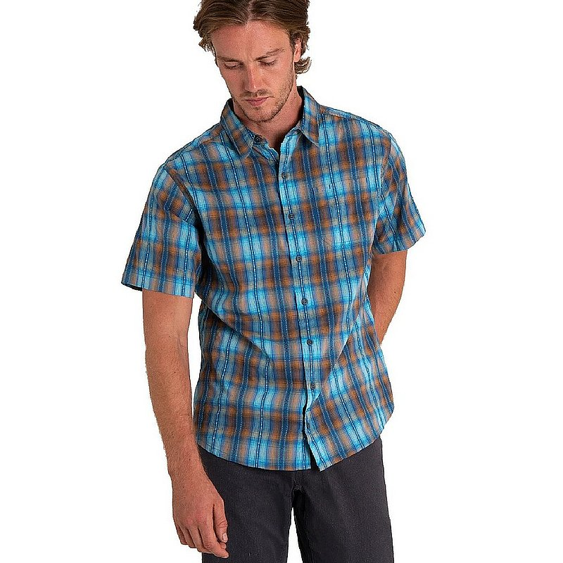 Sherpa Adventure Gear Men's Jhapa Short Sleeve Shirt SM11007 (Sherpa Adventure Gear)