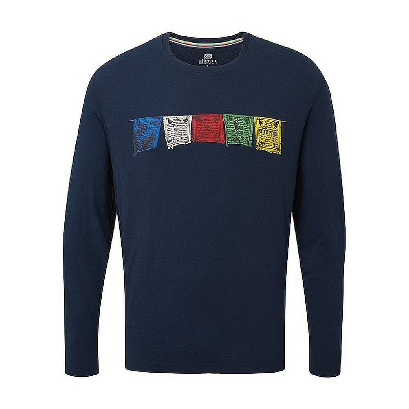 Sherpa Adventure Gear Men's Tarcho Long Sleeve Tee Shirt SM3149 (Sherpa Adventure Gear)