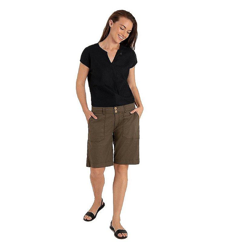 Women's Kiran Bermuda Hemp Shorts