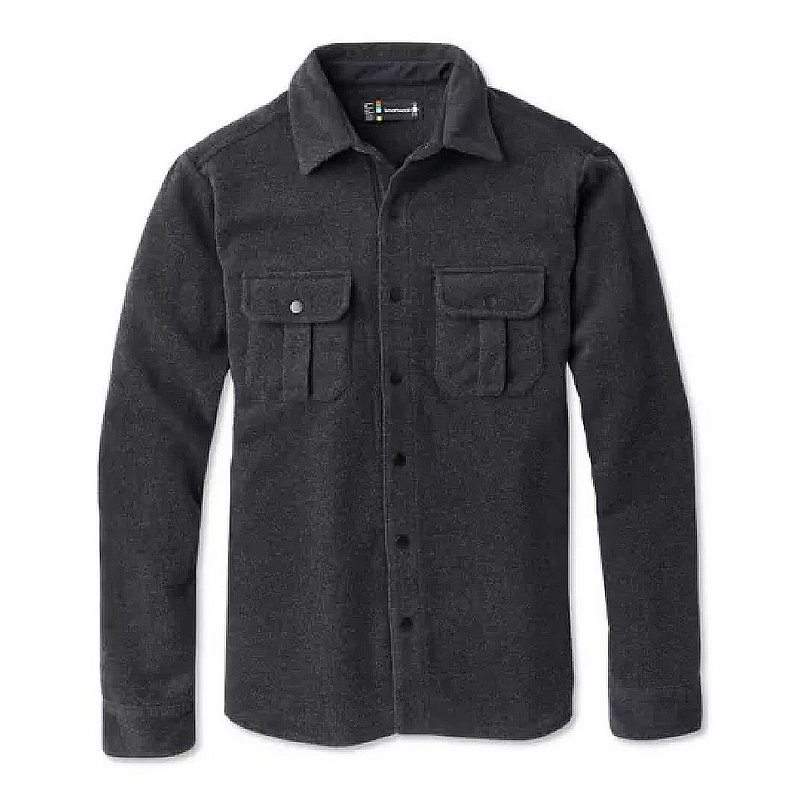 Smartwool Men's Anchor Line Shirt Jacket SW000122 (Smartwool)
