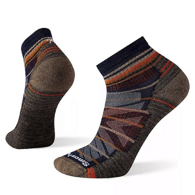 Smartwool Men's Hike Light Cushion Pattern Ankle Socks SW001612 (Smartwool)