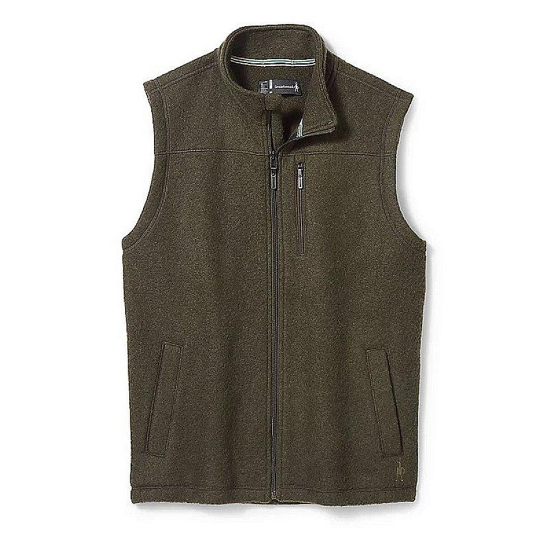 Smartwool Men's Hudson Trail Fleece Vest SW016518 (Smartwool)