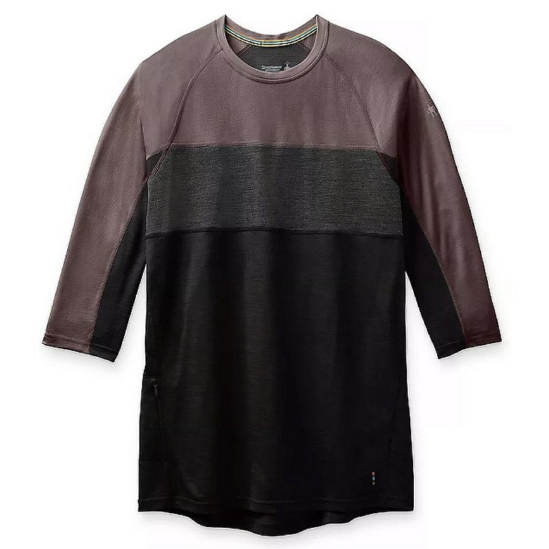 Men's Merino Sport 150 Mountain Biking 3/4 Sleeve Tee Shirt