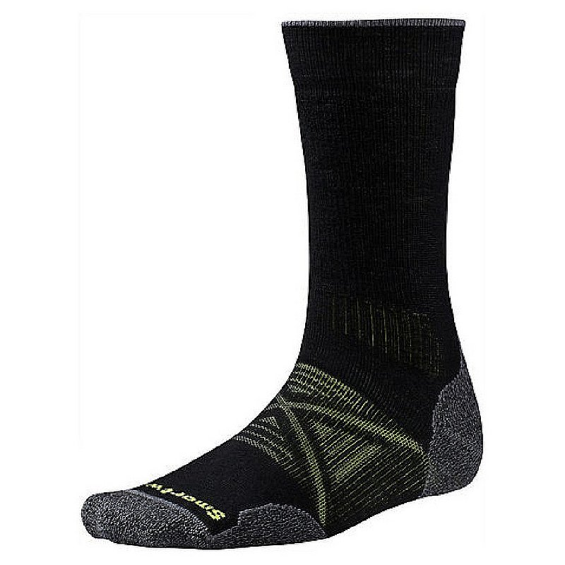 Smartwool Men's PhD Outdoor Medium Crew Socks SW001071 (Smartwool)