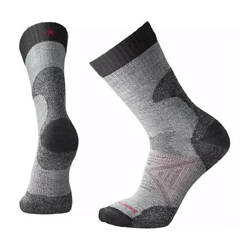 Smartwool Men's PhD Pro Outdoor Light Crew Socks SW001009 (Smartwool)