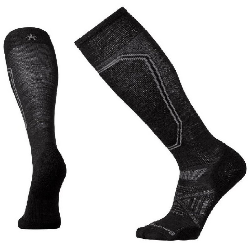 Smartwool Men's PhD Ski Light Socks SW015031 (Smartwool)