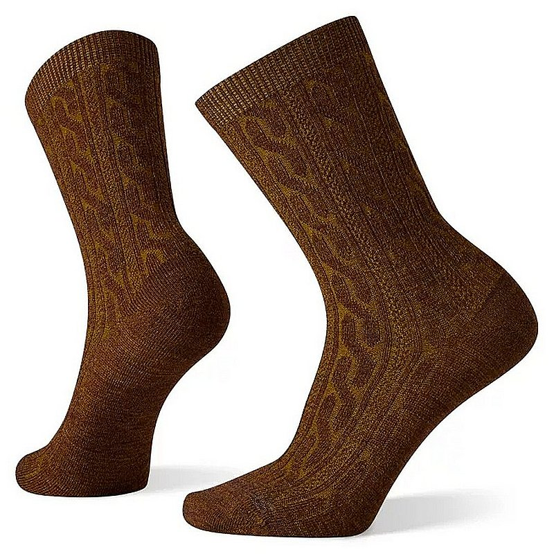 Smartwool Women's Everyday Cable Crew Socks SW005005 (Smartwool)