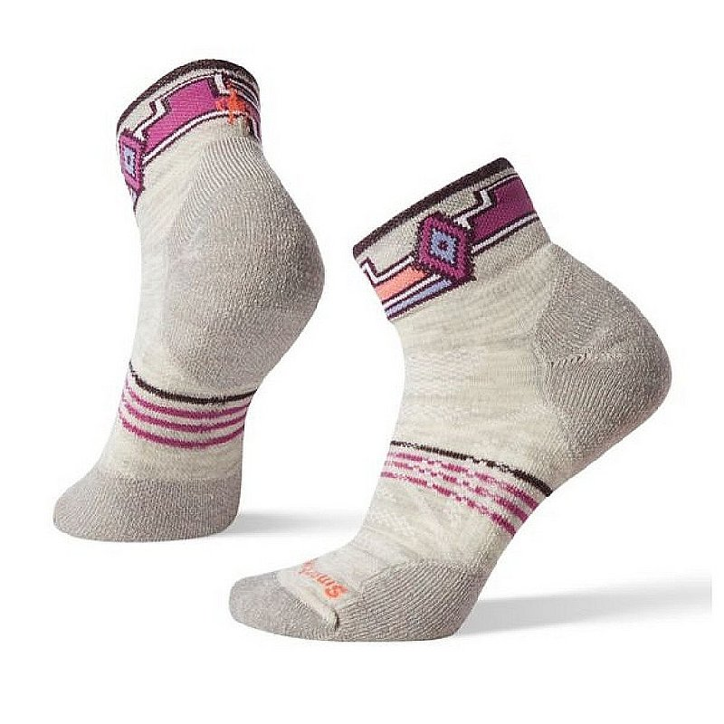 Smartwool Women's PhD Outdoor Light Pattern Mini Socks SW001143 (Smartwool)