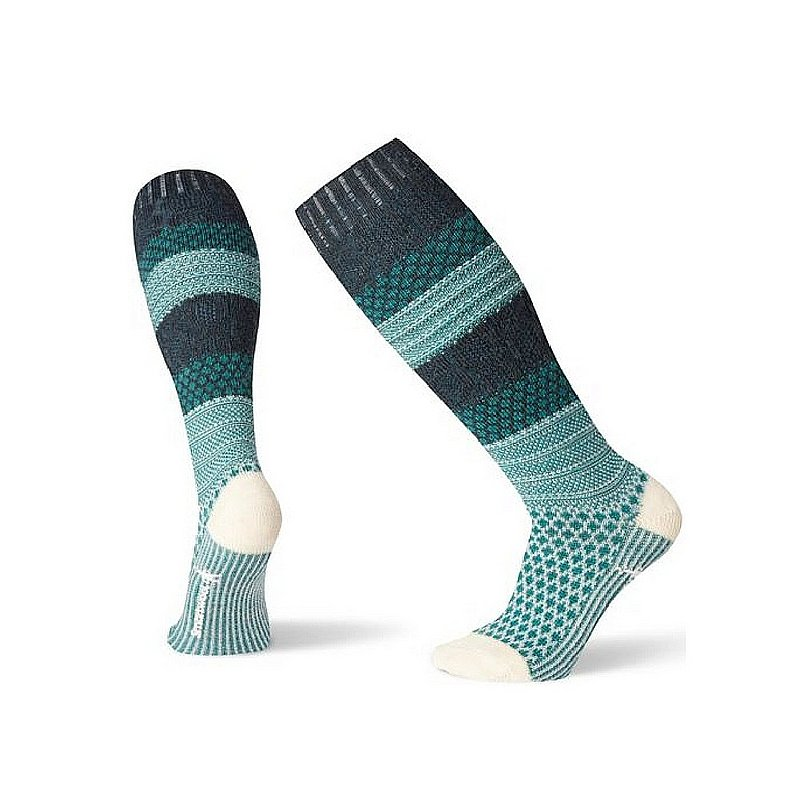 Smartwool Women's Popcorn Cable Knee High Socks SW010052 (Smartwool)