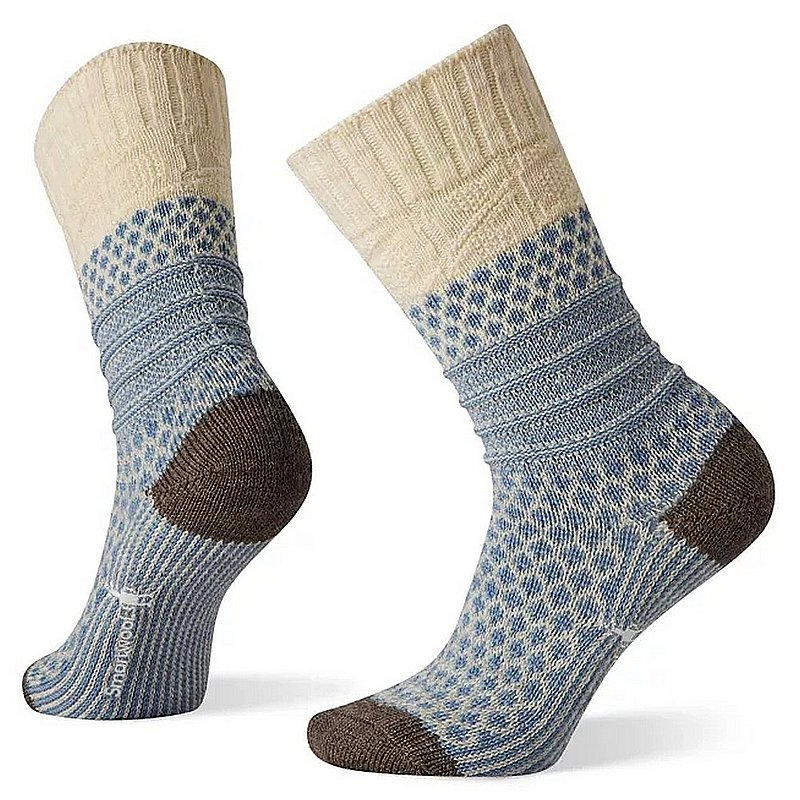 Smartwool Women's Popcorn Cable Socks SW0SW793 (Smartwool)