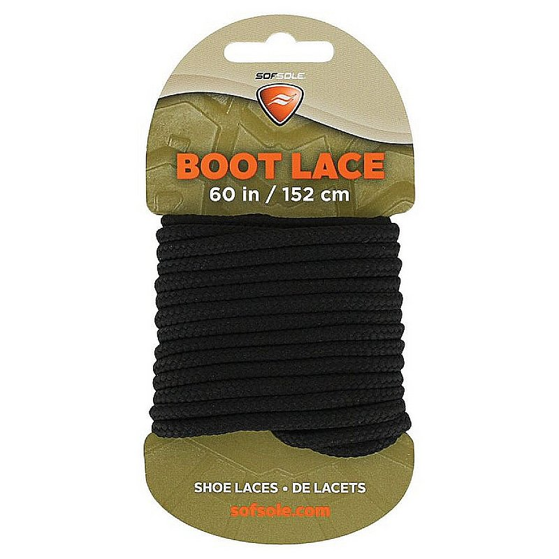 """Sof Sole Boot Laces--60"""" 423421 (Sof Sole)"""