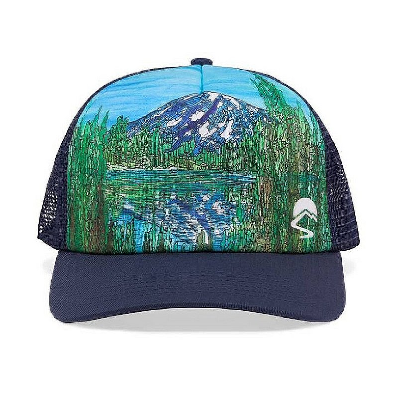 Sunday Afternoons Alpine Reflection Trucker Hat S2A04640 (Sunday Afternoons)