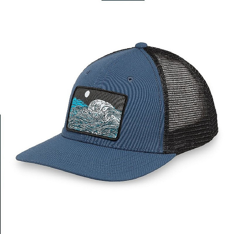 Sunday Afternoons Crashing Wave Trucker Hat S2A04798 (Sunday Afternoons)