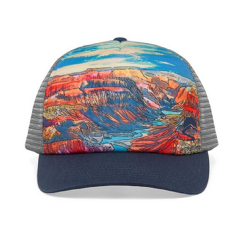 Sunday Afternoons Grand Canyon Trucker Hat S3A04685 (Sunday Afternoons)