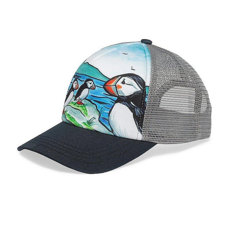 Kids' Puffin Party Trucker Hat