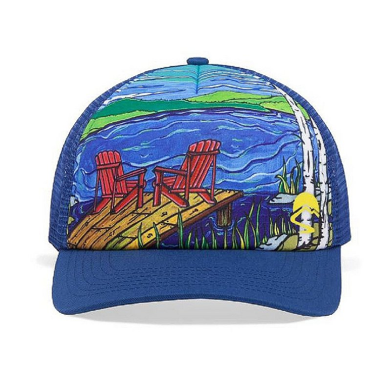 Sunday Afternoons Lakeside Trucker Hat S2A04611 (Sunday Afternoons)