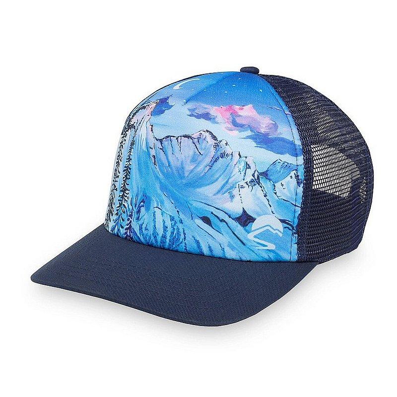 Midnight Mountain Trucker Hat