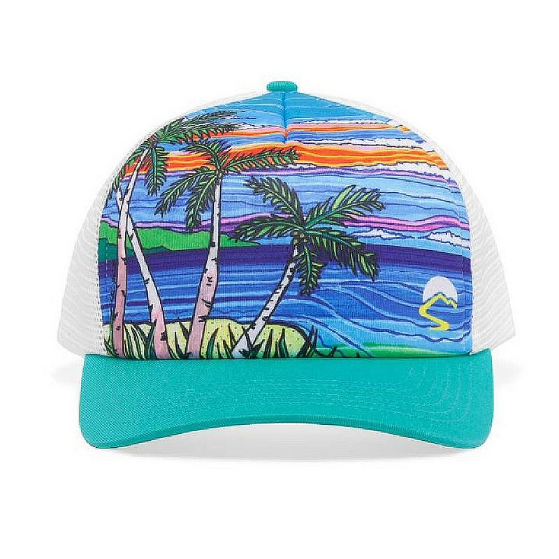 Sunday Afternoons Paradise Trucker Hat S2A04612 (Sunday Afternoons)