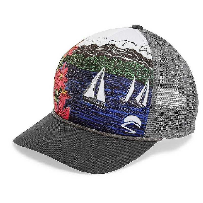 Sunday Afternoons Sail Away Cooling Trucker Hat S2A04726 (Sunday Afternoons)