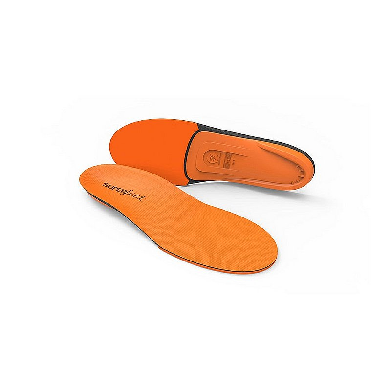"Superfeet Orange Insoles--Size ""D"" 7408 (Superfeet)"