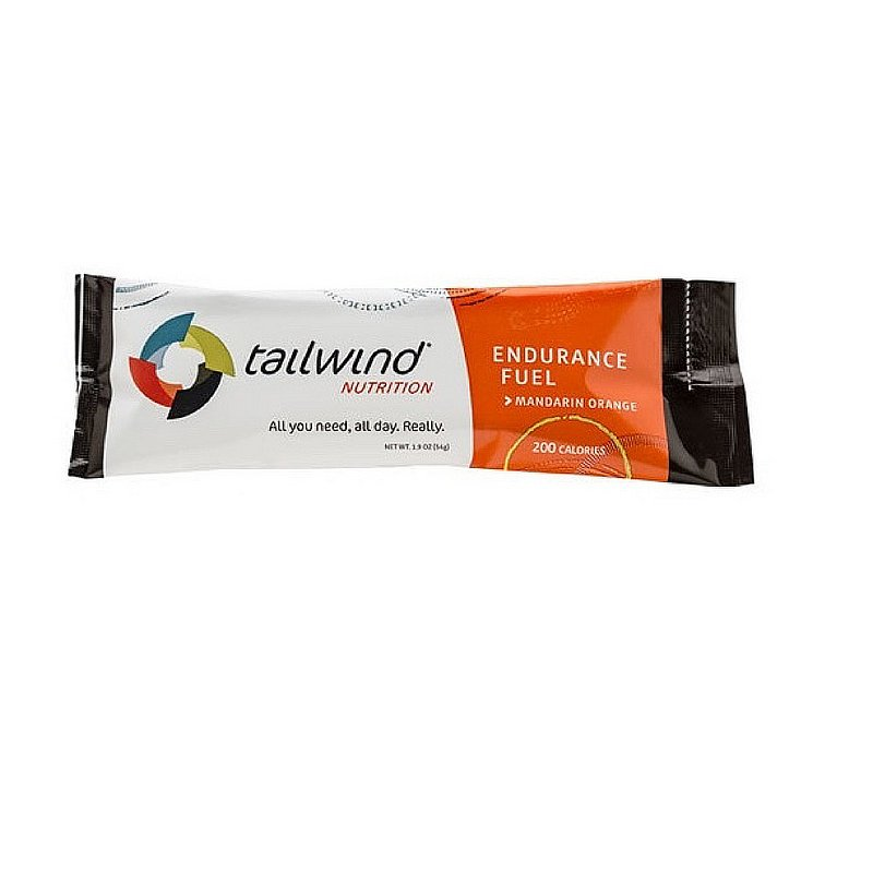 Tailwind Nutrition Mandarin Endurance Fuel Packet TW-12SP-O (Tailwind Nutrition)