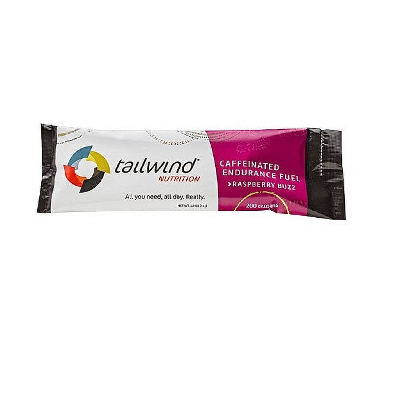 Tailwind Nutrition Raspberry Buzz Endurance Fuel Packet TW-12SP-R (Tailwind Nutrition)