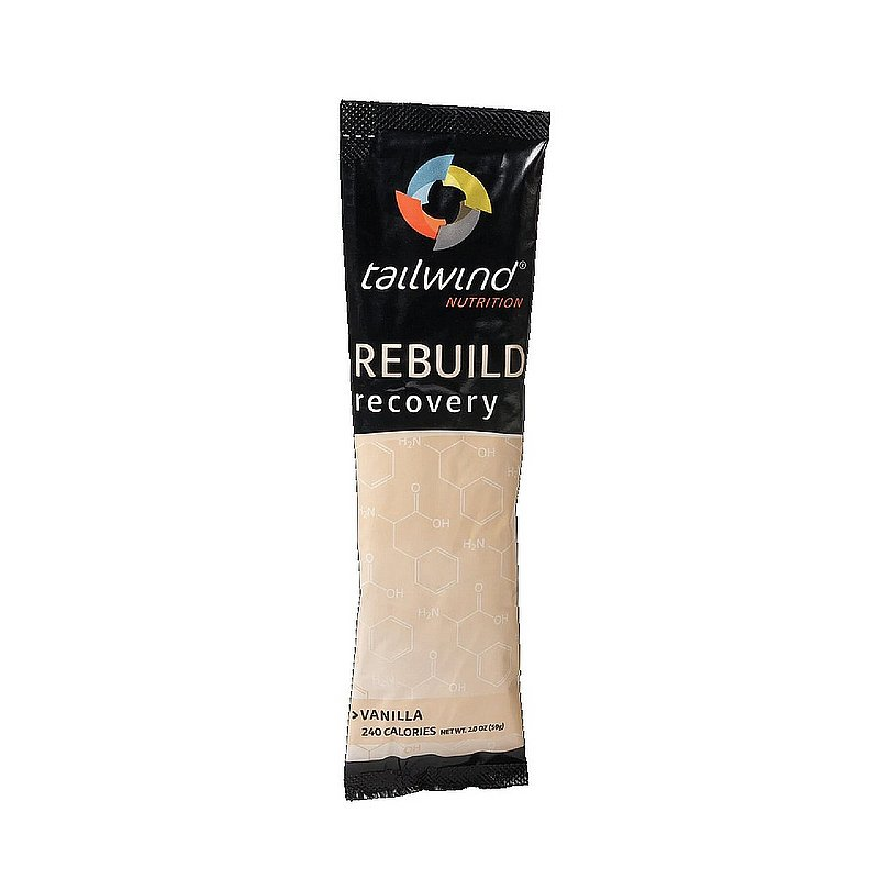 Tailwind Nutrition Vanilla Rebuild Recovery Packet TW-12RB-V (Tailwind Nutrition)