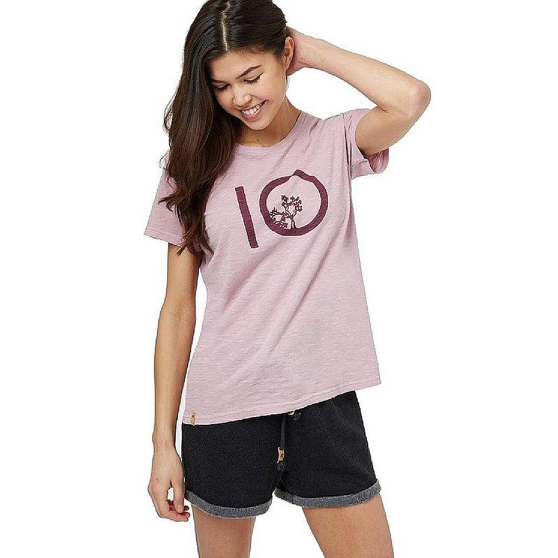 Tentree Women's ten Classic Cotton T-Shirt TCW1954 (Tentree)