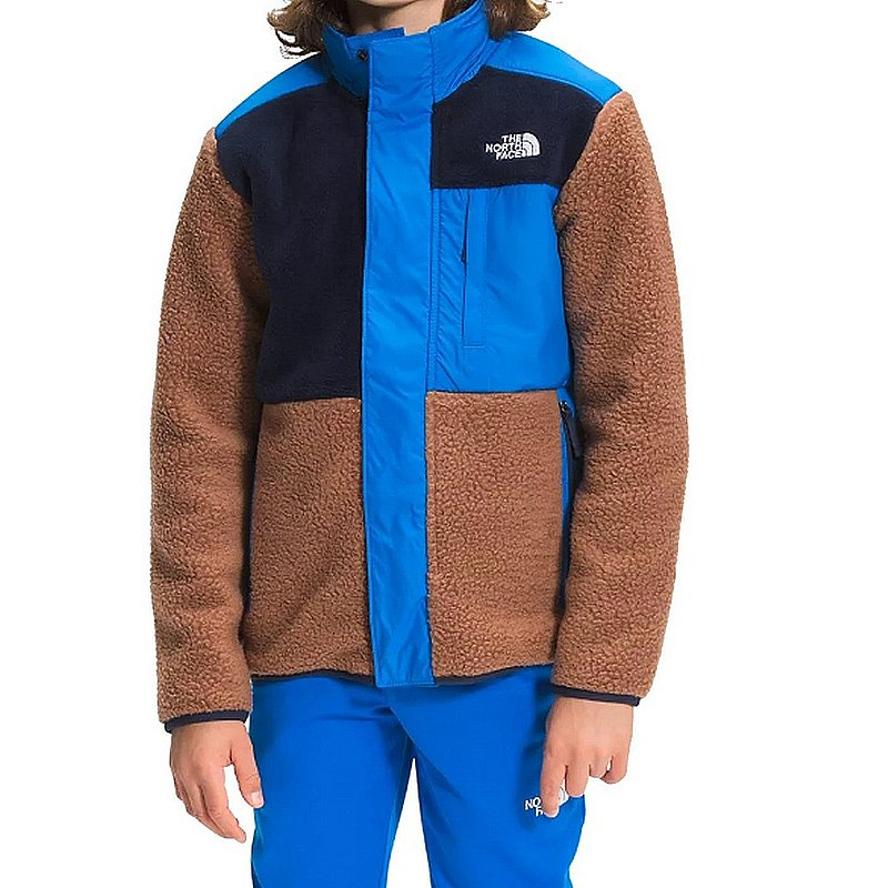 The North Face Boys' Forrest Mixed-Media Jacket NF0A5AAW (The North Face)